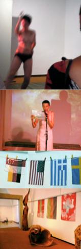 Performance und Aktionskunst