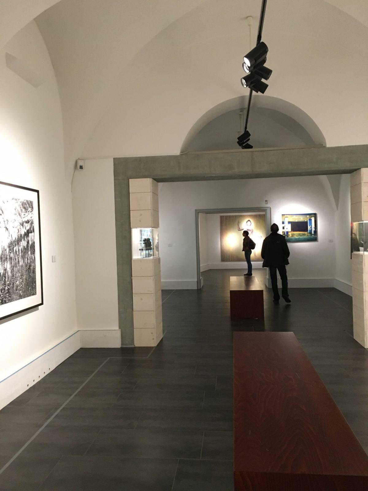 """Gelungener Auftakt der Ausstellung """"Möglichkeiten einer Insel"""" (24.9.-23.10.16)"""