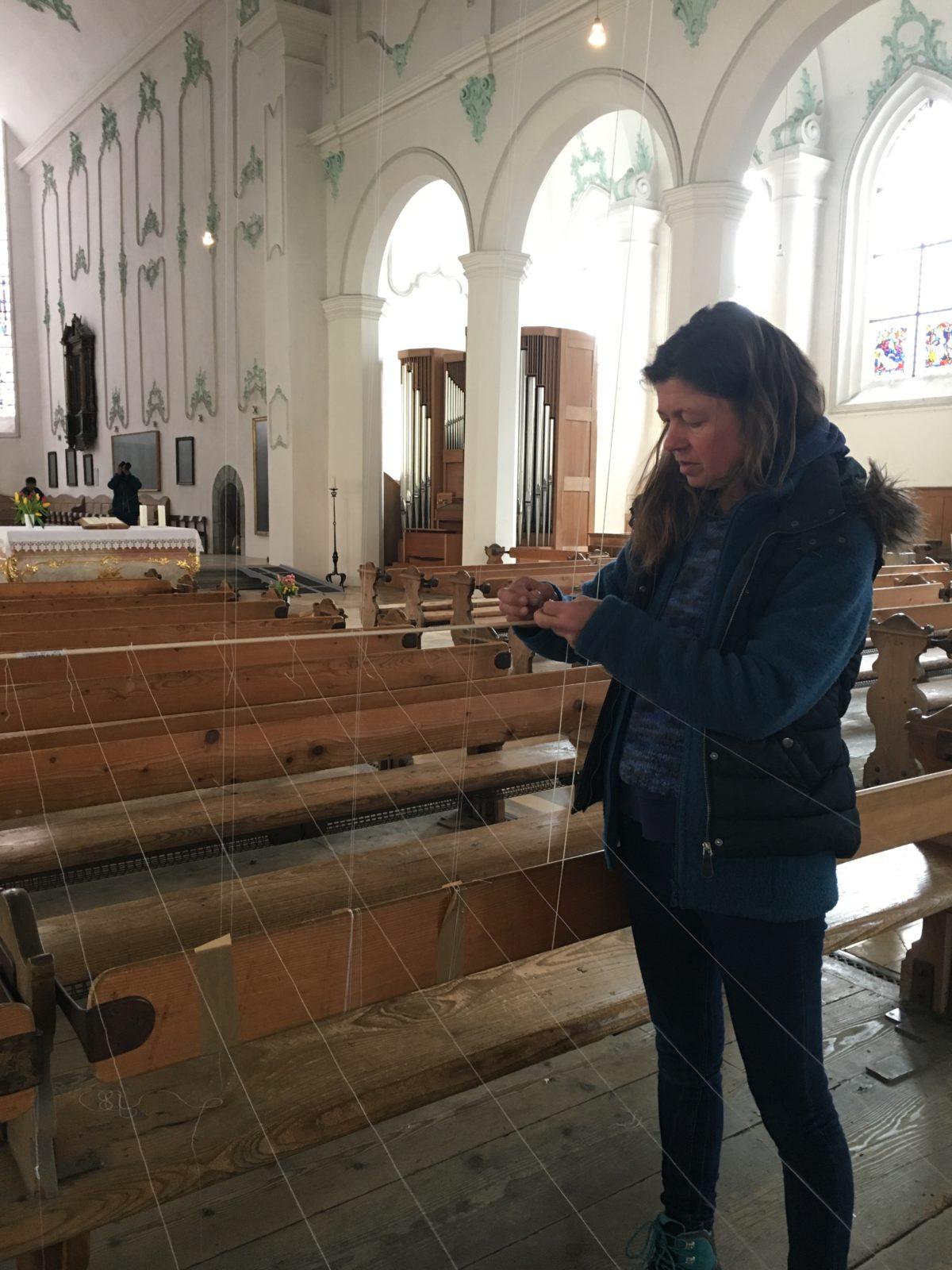 Kunstfreunde beteiligen sich an Kunst in St.Stephan