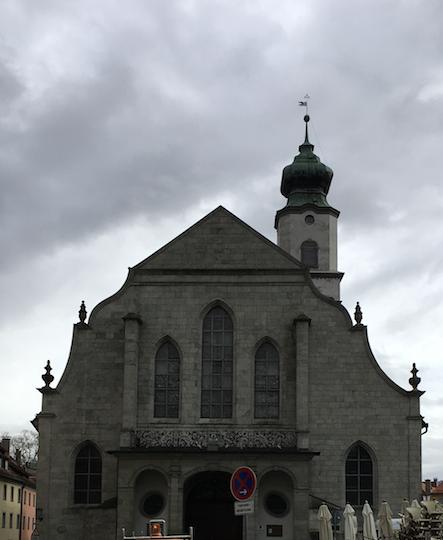 Kunstfreunde-Ausstellung wird im Juni 2018 im großen Kirchenraum von St.Stephan stattfinden